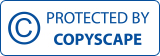 Protected by Copyscape Online Copyright Protection Software