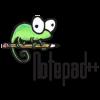 Notepad++ html editor